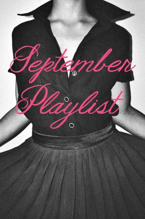 september playlist le corbeau branché